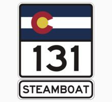 CO-131 - Steamboat Springs, Colorado by IntWanderer