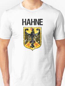 Hahne Surname German T-Shirt