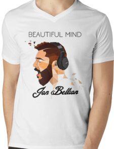 Jon Bellion Mens V-Neck T-Shirt