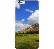 Boreas Pass Hut iPhone Case/Skin