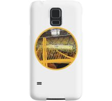Golden State Warriors Oracle Arena Color Samsung Galaxy Case/Skin