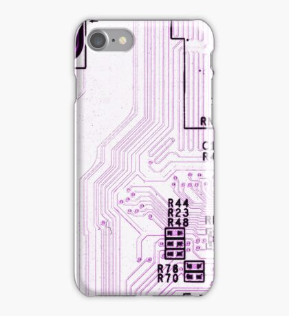 Short Circuit iPhone Case/Skin