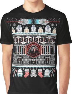 Christmas Awakens T-Shirt Graphic T-Shirt
