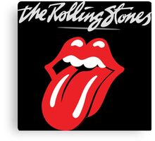 THE ROLLING STONES Canvas Print