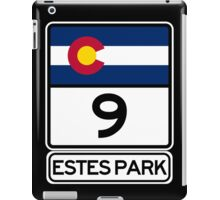 CO-7 Estes Park Colorado iPad Case/Skin