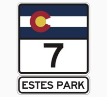 CO-7 Estes Park Colorado by IntWanderer