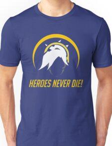 OVERWATCH HEROES NEVER DIE Unisex T-Shirt