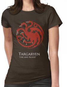 House of Targaryen Womens Fitted T-Shirt