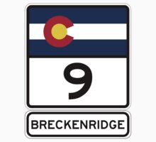 CO-9 Breckenridge Colorado Kids Clothes