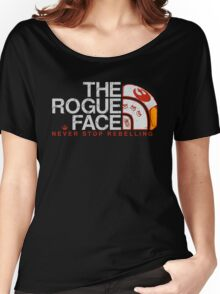 The Rogue Face Women's Relaxed Fit T-Shirt
