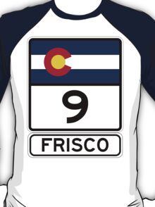 CO-9 Frisco Colorado T-Shirt