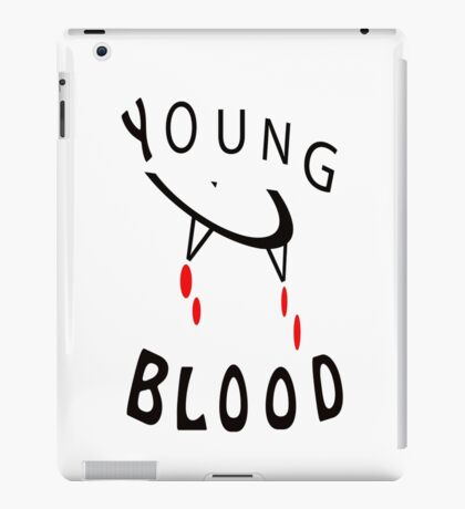 Young Blood iPad Case/Skin