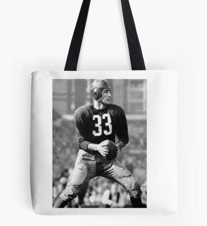 Sammy Baugh Tote Bag