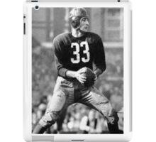 Sammy Baugh iPad Case/Skin