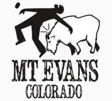 Mt Evans Mountain Goat Ramming. Kids Tee