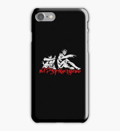 El Psy Kongroo iPhone Case/Skin