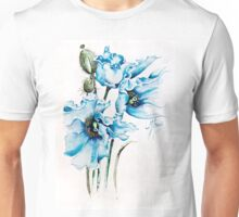 """""""Blue Wind"""" from the series """"Blossoming Planet"""" Unisex T-Shirt"""