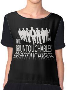 bruntouchables Chiffon Top