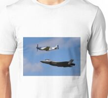 US Air Force Heritage Flight Unisex T-Shirt