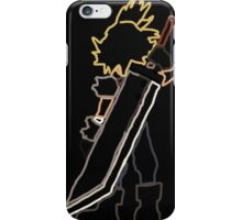 Cloud Strife Final Fantasy iPhone Case/Skin