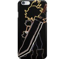 Cloud Strife Final Fantasy iPhone Case/Skin