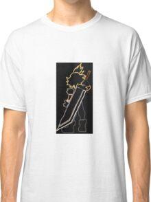 Cloud Strife Final Fantasy Classic T-Shirt