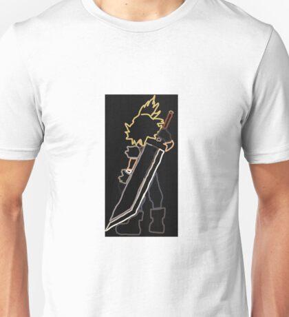 Cloud Strife Final Fantasy Unisex T-Shirt
