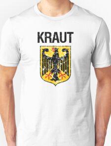 Kraut Surname German T-Shirt