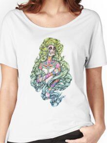 Dead flower Women's Relaxed Fit T-Shirt