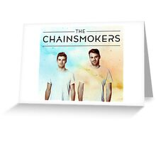 The chainsmokers 5 Greeting Card