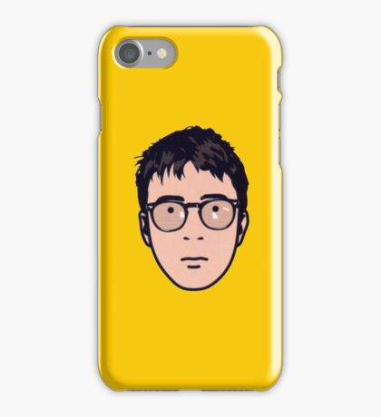 Graham Coxon Blur iPhone Case/Skin