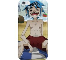 Plastic Beach iPhone Case/Skin