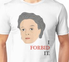 Downton Abbey - Maggie Smith - Violet Crawley Unisex T-Shirt