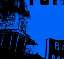 Vacancy (blue) Sticker