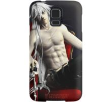 Undertaker/Kuroshitsuji Samsung Galaxy Case/Skin