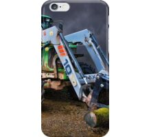John Deer Tractor iPhone Case/Skin