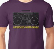 In Sterry-erry-o Where Available! Unisex T-Shirt