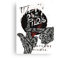Twenty One Pilots Canvas Print