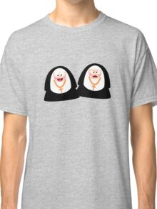 Two Nuns Classic T-Shirt