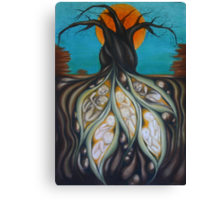 one mother Canvas Print