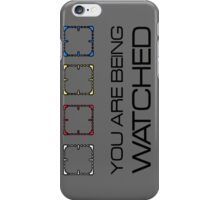 Person of interest - You are being watched iPhone Case/Skin