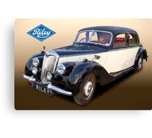 Riley RME Canvas Print