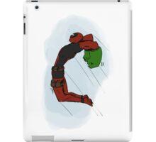 Deadpool The Hulk iPad Case/Skin