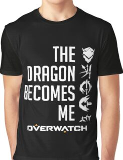 OVERWATCH GENJI Graphic T-Shirt