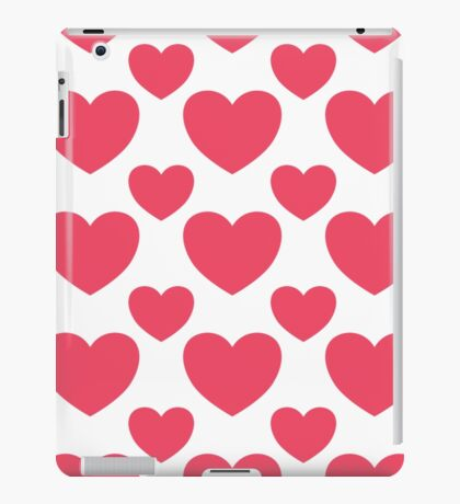 Love romance joy heart iPad Case/Skin
