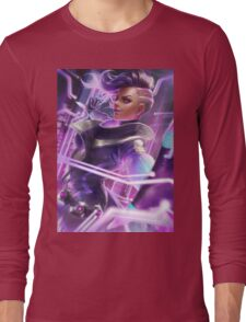 OVERWATCH SOMBRA Long Sleeve T-Shirt