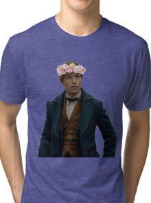 Magic Flower Power Tri-blend T-Shirt
