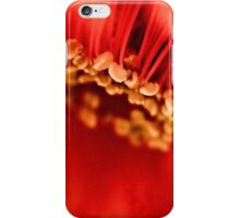 Just red iPhone Case/Skin