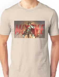 OVERWATCH MCCREE Unisex T-Shirt