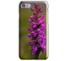 Fragrant Orchid, Dun Eochla, Inishmore iPhone Case/Skin